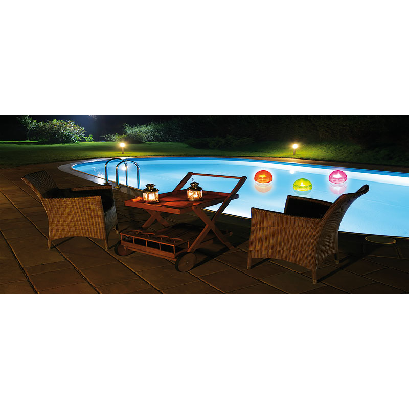 solar led kugelleuchten 3er set sl303 00. Black Bedroom Furniture Sets. Home Design Ideas